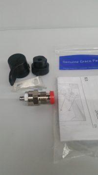 Graco prime valve