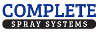 Complete Spray Systems | Paint Sprayer Systems and Parts Logo