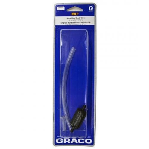 Graco check valve