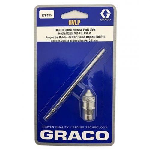 Graco Fluid Needle Set #6