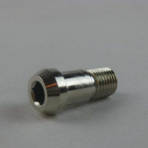 Capspray HVLP Fluid Tube Fitting
